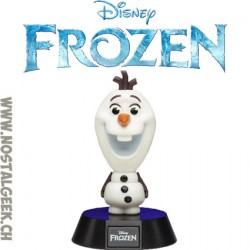 Frozen Lampe 3D Olaf icon