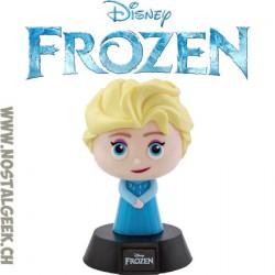 Frozen Elsa Icon 3D light