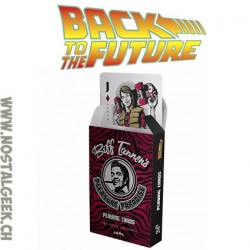 Back to the Future Biff's Tannen Pleasure Paradise Playing Cards
