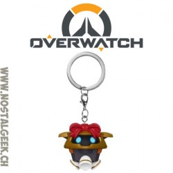 Funko Pop Pocket Overwatch Snowball Edition limitée