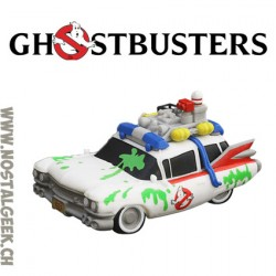 Ghostbusters Slimed Ecto-1 GITD