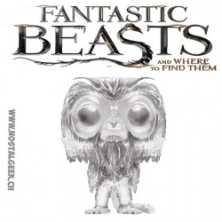 Funko Pop! Movies Fantastic Beasts Transparent Demiguise Edition Limitée