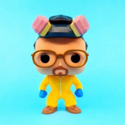 Funko Pop Breaking Bad Walter White (Haz Mat Suit )Figurine d'occasion (Loose)