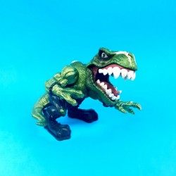 Street Sharks Extreme Dinosaurs T-Bone T-Rex War Paint second hand action figure (Loose)
