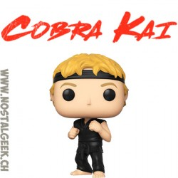 Funko Pop Cobra Kai Johnny Lawrence Vinyl Figure