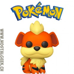 Funko Pop Pokemon Growlithe Vinyl Figure