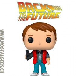 Funko Pop! Film Back to the Future Marty McFly in Puffy Vest