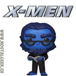 Funko Pop Marvel Beast (X-Men 20th) Vinyl Figure