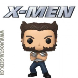 Funko Pop Marvel Logan (X-Men 20th) Vinyl Figure