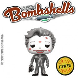 Funko Pop! DC Bombshells Joker With Kisses Chase Edition Limitée