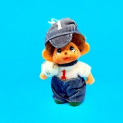 Kiki casquette bleue peluche d'occasion (Loose)