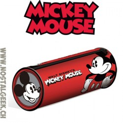 Disney Mickey Mouse Barrel Pencil Case