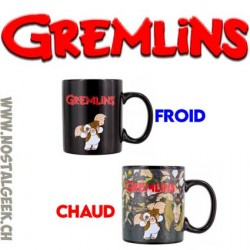Gremlins Tasse Thermo-réactive