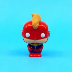 Funko Pop Pocket Captain Marvel second hand figure (Loose)
