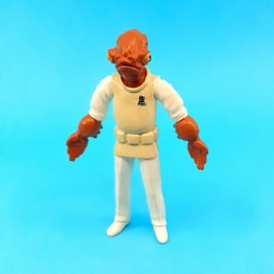 Star Wars Admiral Ackbar Bendems Bendable second hand figure (Loose)