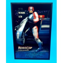 Robocop 3D Frame second hand figure (Loose)