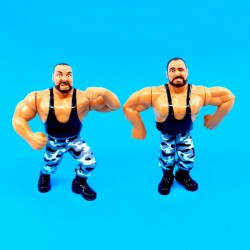 WWF Catch Bushwhackers Figurines Articulées d'occasion (Loose)