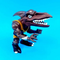 Street Sharks Extreme Dinosaurs Bullzeye Figurine articulée d'occasion (Loose)