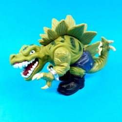 Street Sharks Extreme Dinosaurs Stegz Figurine articulée d'occasion (Loose)