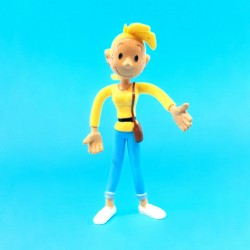 Spirou Seccotine second hand bendable figure (Loose)