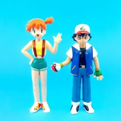 Tomy Pokemon Ash and Misty second hand figure (Loose)