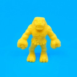 Monster in My Pocket - Matchbox - Series 1 - No 15 Karnak (Jaune) Figurine d'occasion (Loose)