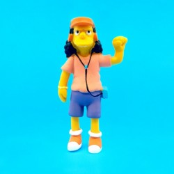 The Simpsons Otto Mann second hand figure (Loose)