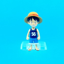 One Piece Monkey D. Luffy kid second hand figure (Loose)