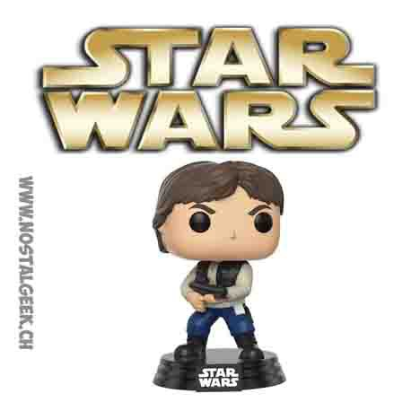 Funko Pop! Star Wars Celebration Han Solo (Action Pose) Exclusive Galactic Convention 2017