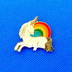 Unicorn and Rainbow second hand Pin (Loose)