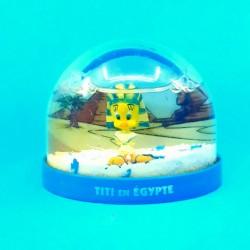 Looney Tunes Titi en Egypte boule à neige d'occasion (Loose)