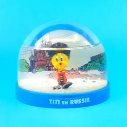 Looney Tunes Titi en Russie boule à neige d'occasion (Loose)
