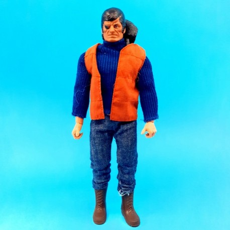 Big Jim Spy series - Commando Jeff second hand Action figure (Loose)