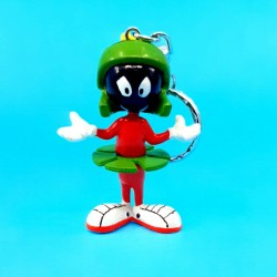 Looney Marvin the Martian Keyring second hand figure (Loose)
