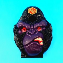 Mighty Max Doom Zones The Ape King (Loose)