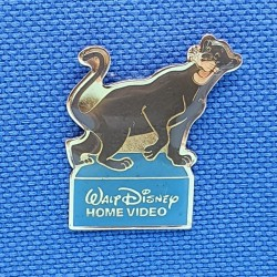Disney Home Video Bagheera second hand Pin (Loose)