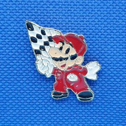 Super Mario (flag) second hand Pin (Loose)