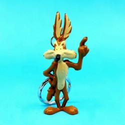 Looney Tunes Wile E. Coyote Keyring second hand figure (Loose)