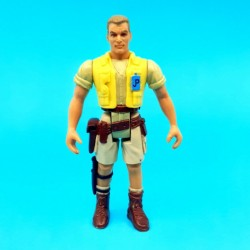 Jurassic Park Robert Muldoon Figurine Kenner second hand figure (Loose)