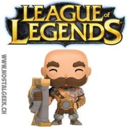 Funko Pop! Games League of Legends Braum
