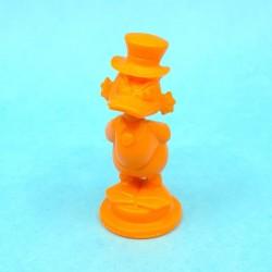 Disney Duck tales Orange Scrooge second hand Figure (Loose)