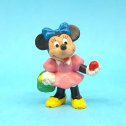 Disney Minnie Mouse (Pâques) Figurine d'occasion (Loose)