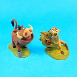 Disney Lion King Timon and Pumbaa second hand Figure (Loose)