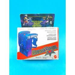 Bravestarr - Laser-Fire Backpack / Harnais Laser
