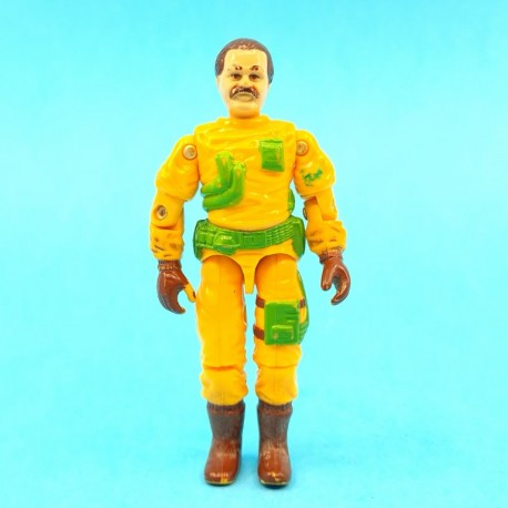 G.I.Joe Clean Sweep second hand Action figure (Loose)