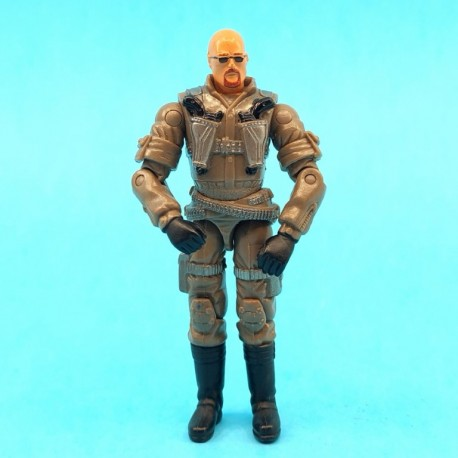 G.I.Joe Wild Bill 2002 second hand Action figure (Loose)