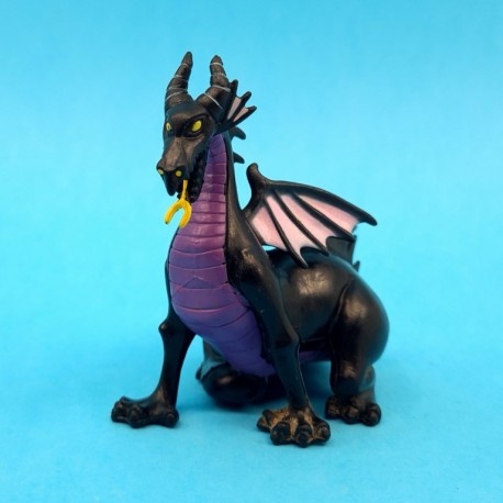 Disney Sleeping Beauty Maleficent Dragon second hand figure (Loose)