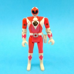 Power Rangers Pink Ranger Flip Head Figurine articulée d'occasion (Loose)
