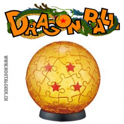 Dragon Ball Puzzle 3D Boule de Cristal Art Ball Jigsaw