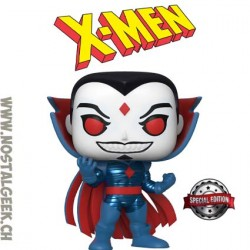 Funko Pop Marvel X-Men Mister Sinister (Metallic) Edition Limitée